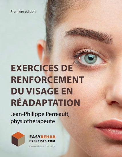 Exercices de renforcement du visage en réadaptation
