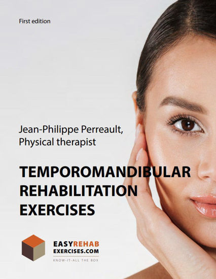 Temporomandibular rehabilitation exercises