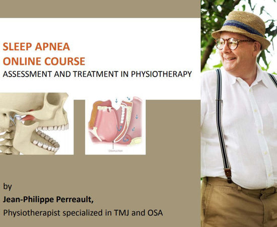 Sleep apnea online course : Assessment and treatment in physiotherapy